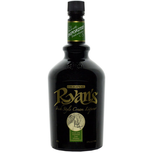 Ryan's Original Irish Style Cream Liqueur 750ml