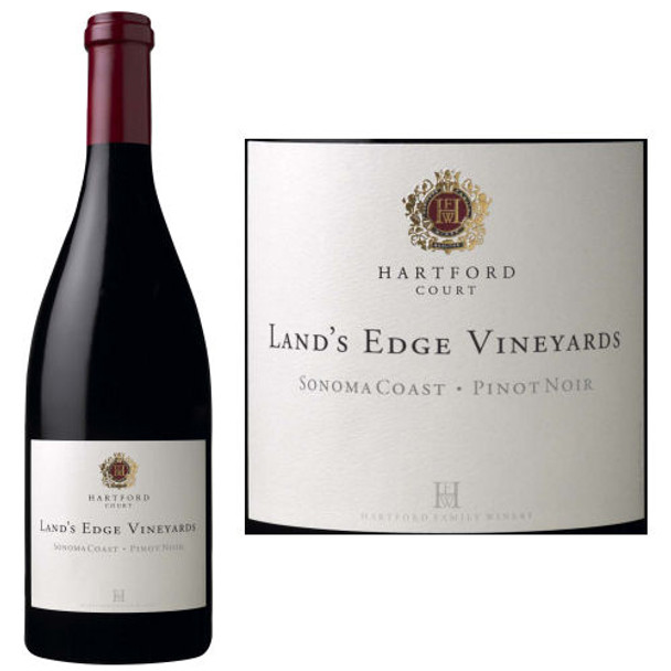 Hartford Court Land's Edge Vineyard Sonoma Coast Pinot Noir