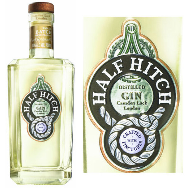 Half Hitch Small Batch London Gin 750ml