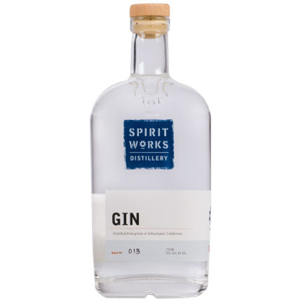 Spirit Works Distillery California Gin 750ml