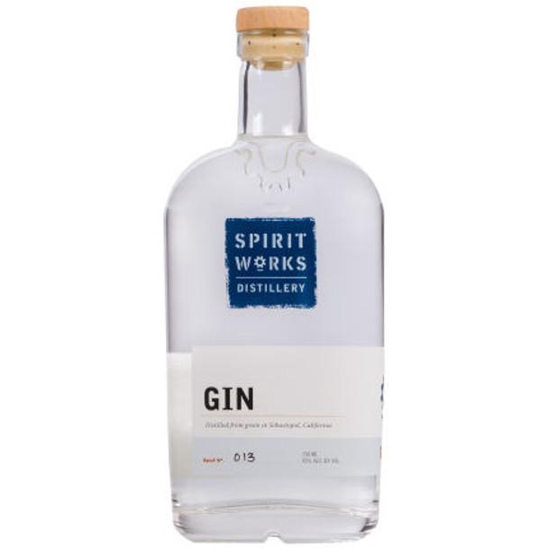 Spirit Works Distillery California Gin 750ml