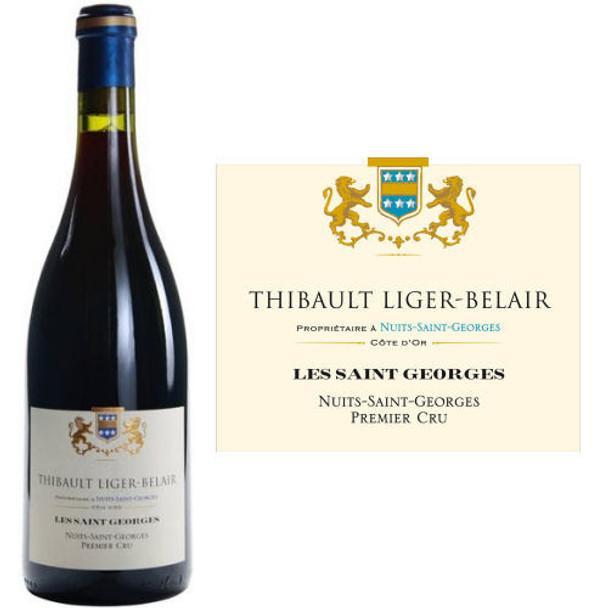 Thibault Liger-Belair Nuits-Saint-Georges Premier Cru Les Saint Georges Pinot Noir