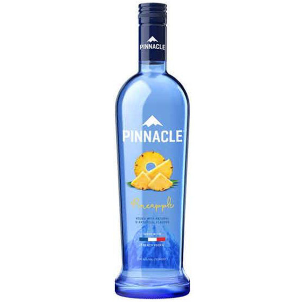 Pinnacle Pineapple French Vodka 750ml