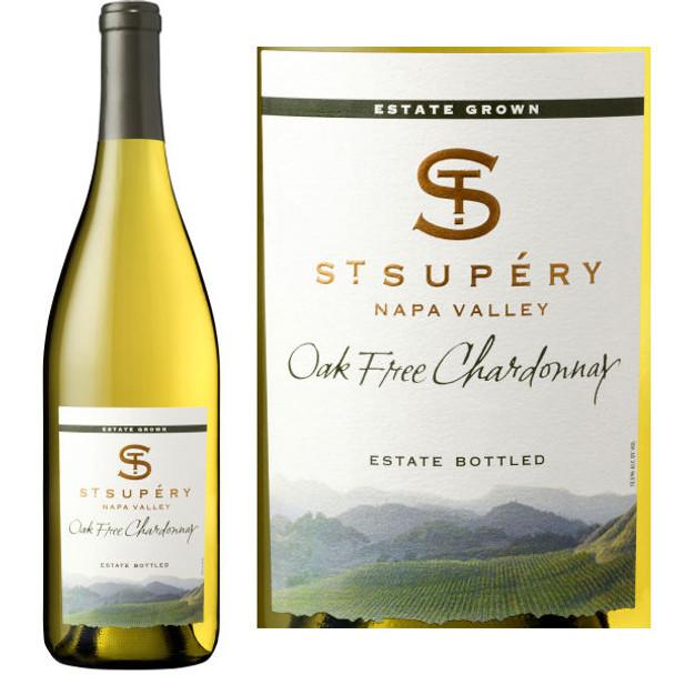 St. Supery Napa Oak Free Chardonnay