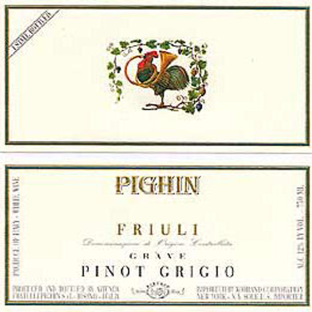 Pighin Grave del Friuli Pinot Grigio DOC
