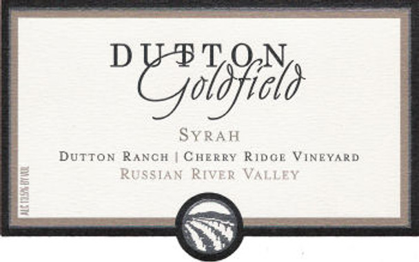 Dutton-Goldfield Cherry Ridge Syrah