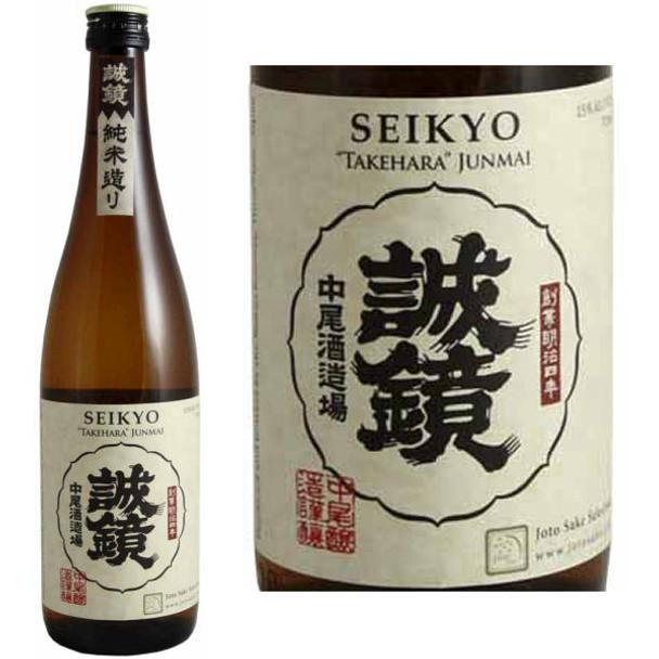 Seikyo Takehara Junmai Sake 720ML