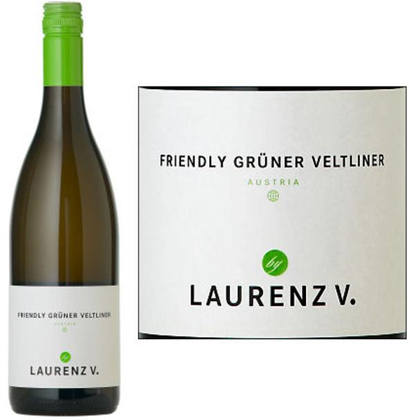 Laurenz V Und Friendly Gruner Veltliner