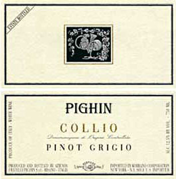 Pighin Collio Pinot Grigio DOC