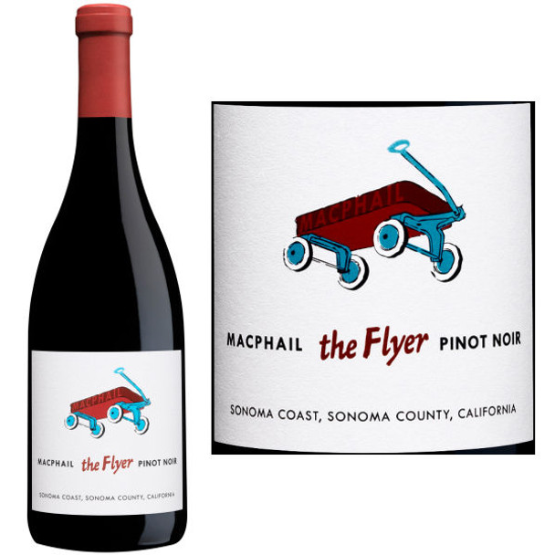 MacPhail The Flyer Sonoma Coast Pinot Noir