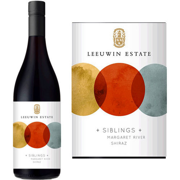 Leeuwin Estate Siblings Margaret River Shiraz