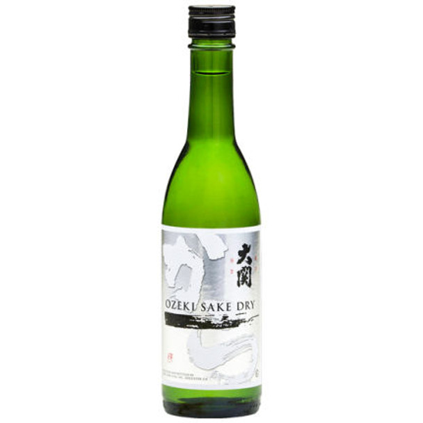 Ozeki Dry Junmai Sake 375ml