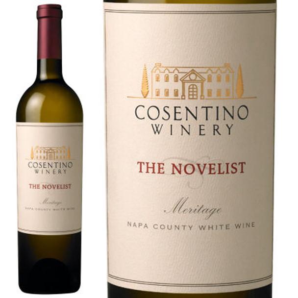 Cosentino The Novelist Napa White Meritage