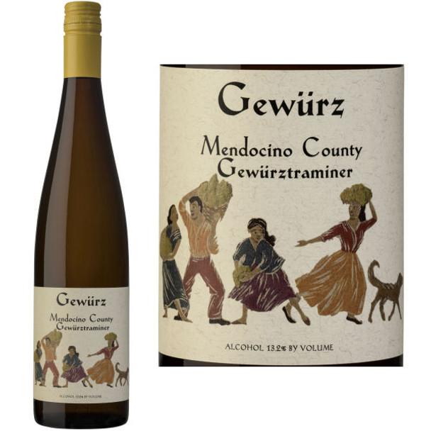 Alexander Valley Vineyards Mendocino Gewurztraminer