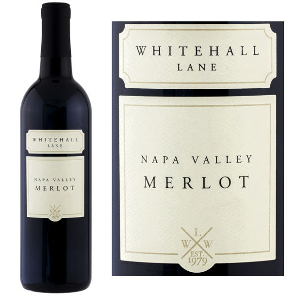 Whitehall Lane Napa Merlot