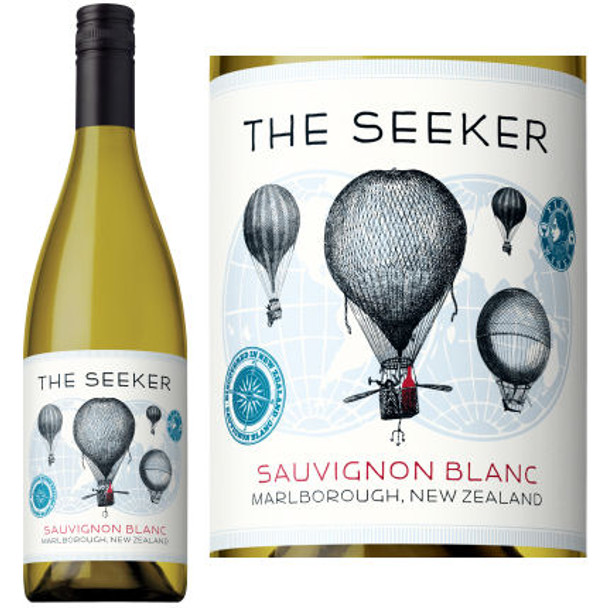 The Seeker Marlborough Sauvignon Blanc