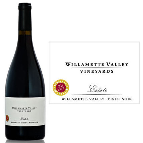 Willamette Valley Vineyards Estate Pinot Noir