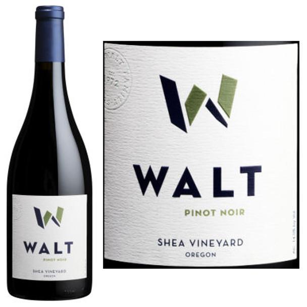 Walt Shea Vineyard Willamette Pinot Noir