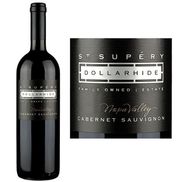 St. Supery Dollarhide Ranch Cabernet