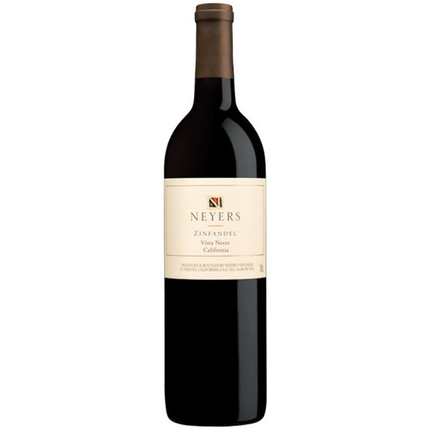 Neyers Vista Luna Vineyard Zinfandel 2017 Rated 91WS