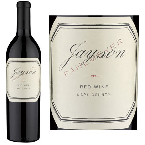 Jayson by Pahlmeyer Napa Red