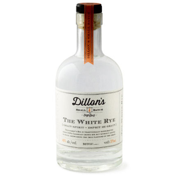 Dillon's Small Batch The White Rye 375ml