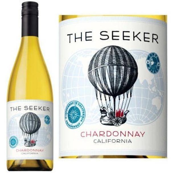 The Seeker California Chardonnay