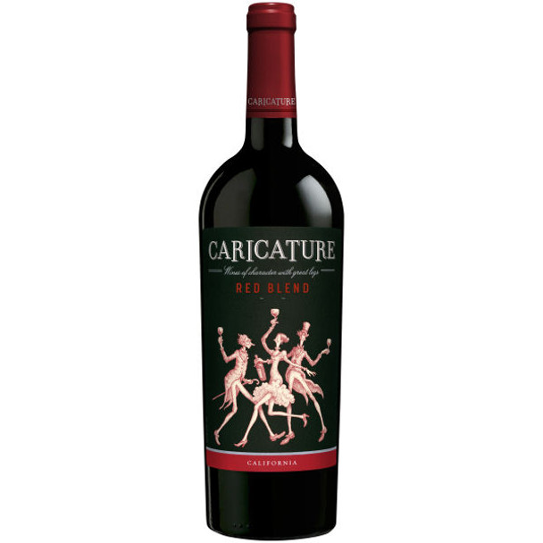 Caricature Clarksburg Red Blend