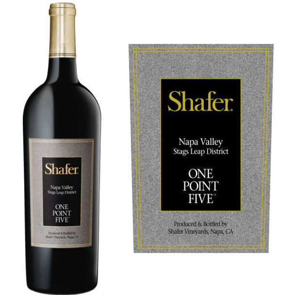 Shafer Stags Leap District One Point Five Cabernet