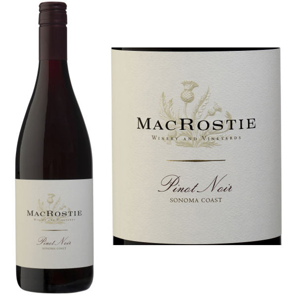 MacRostie Sonoma Coast Pinot Noir