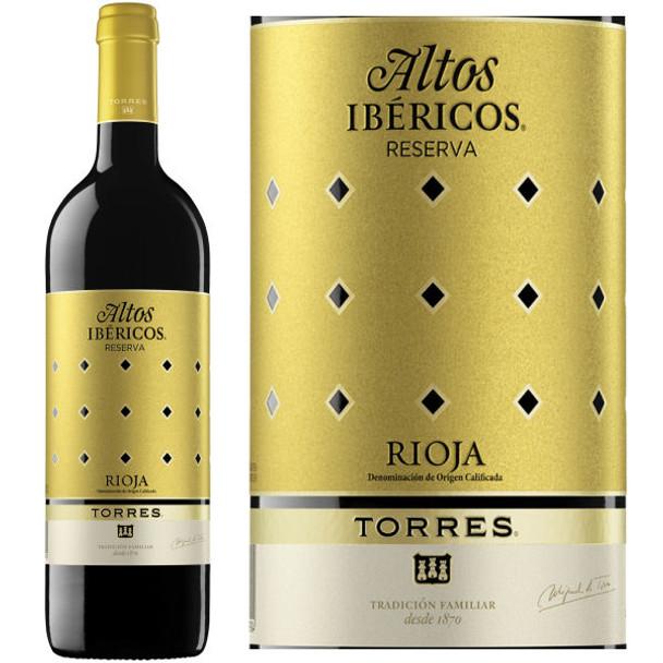 Torres Altos Ibericos Reserva Rioja
