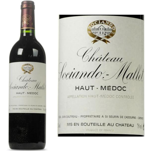 Chateau Sociando Mallet Haut-Medoc