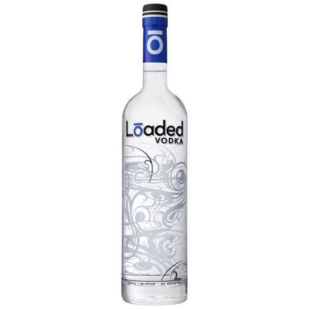 Loaded Vodka 750ml