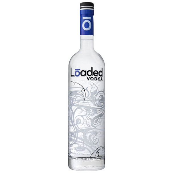Loaded Vodka 750ml