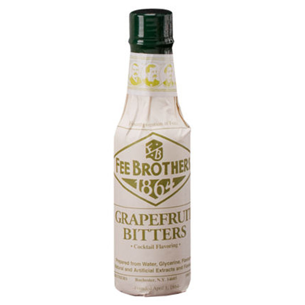 Fee Brothers Grapefruit Bitters 5oz.