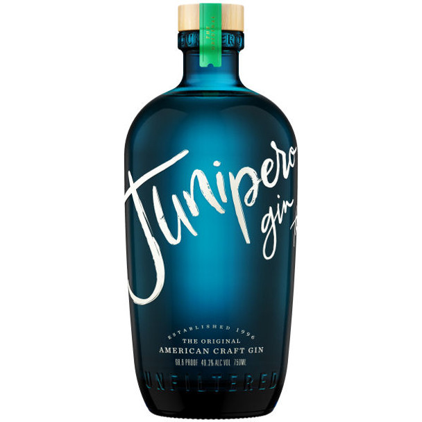 Junipero American Craft Gin 750ml