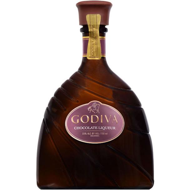 Godiva Chocolate Liqueur 750ml
