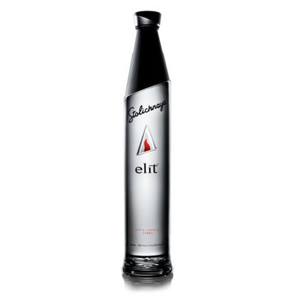 Stolichnaya Elit Vodka 750ml