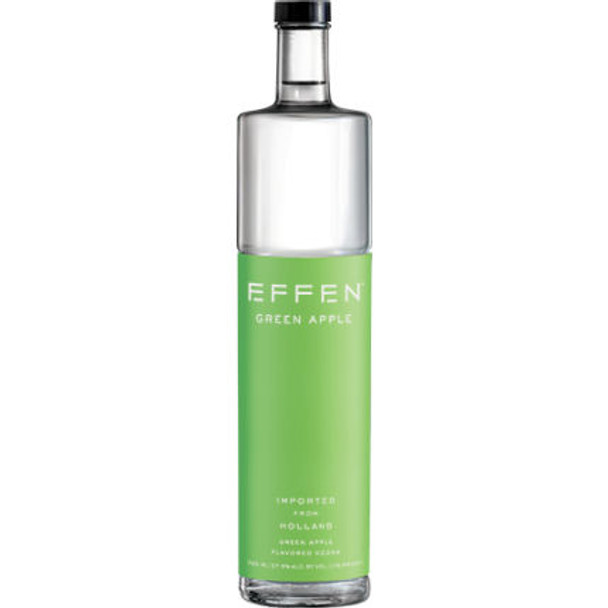Effen Dutch Green Apple Wheat Vodka 750ml