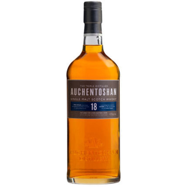Auchentoshan 18 Year Old Lowland 750ml