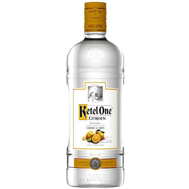 Ketel One Citroen Dutch Grain Vodka 1.75L
