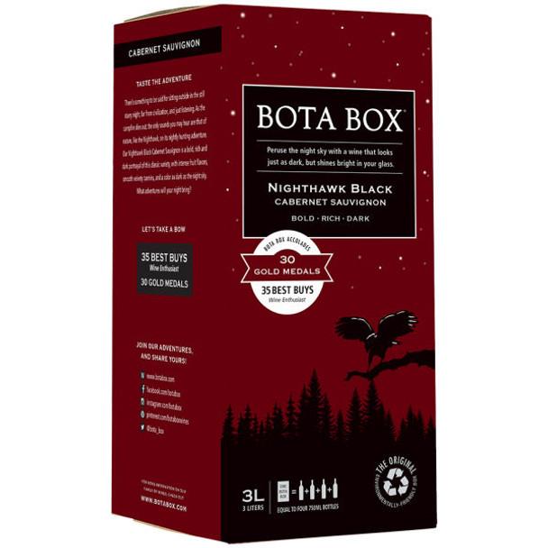 Bota Box Nighthawk Black Cabernet