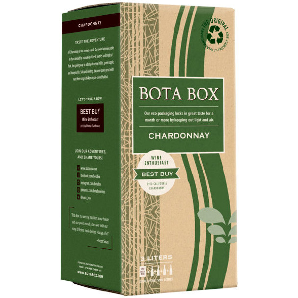 Bota Box Chardonnay