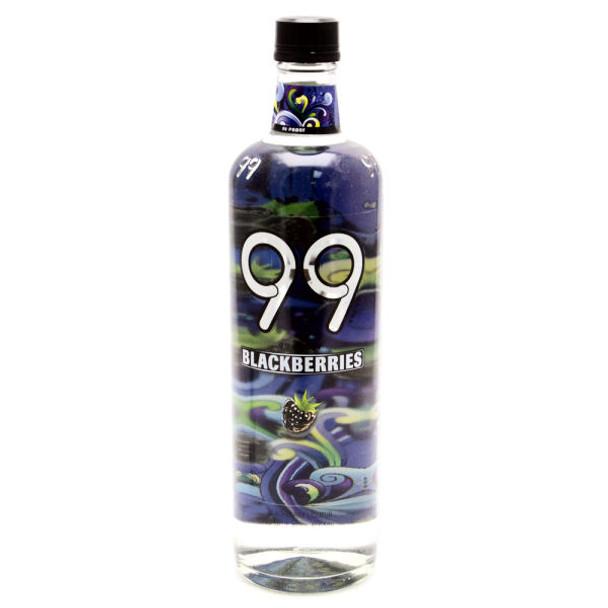 99 Blackberries Schnapps Liqueur 750ml