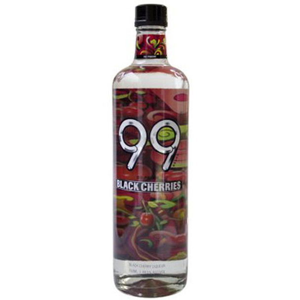 99 Black Cherries Schnapps Liqueur 750ml