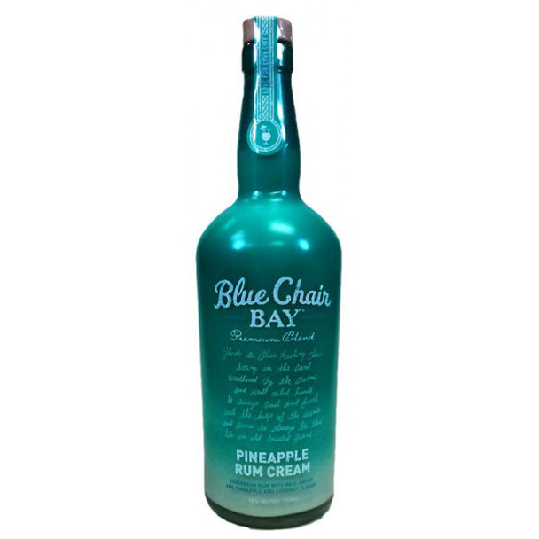 Kenny Chesney Blue Chair Bay Pineapple Rum Cream 750ml