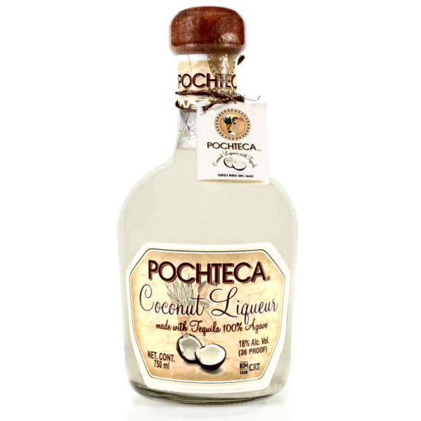 Pochteca Coconut Liqueur with Tequila 750ml