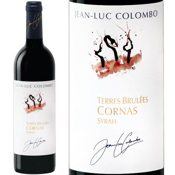 Jean-Luc Colombo Cornas Terres Brulees Syrah
