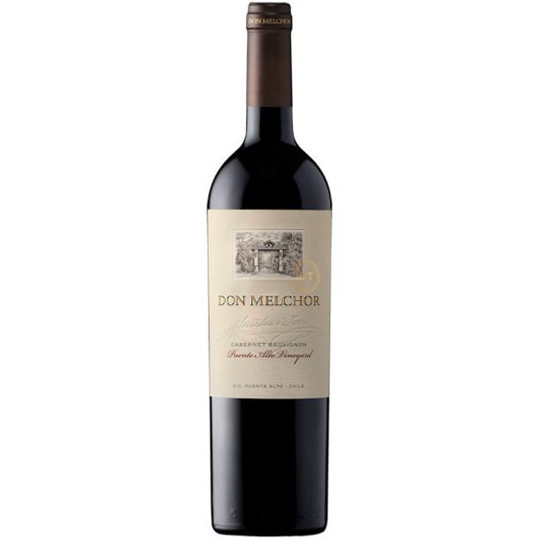 Don Melchor Puente Alto Vineyard Cabernet