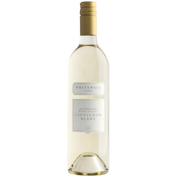 12 Bottle Case Whitehall Lane Rutherford Napa Sauvignon Blanc 2016 w/ Free Shipping